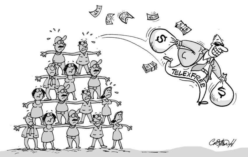 La trampa del dinero fácil